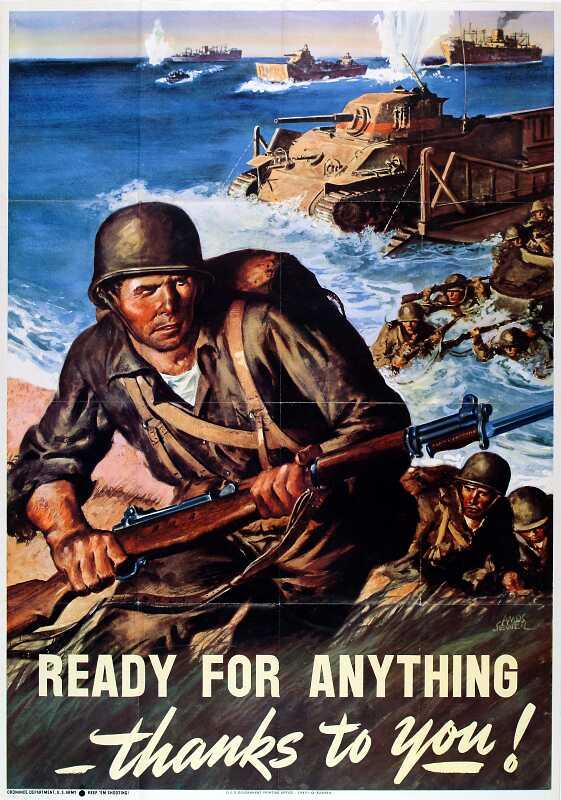 World War II Era Posters Gallery Exhibit | Center of