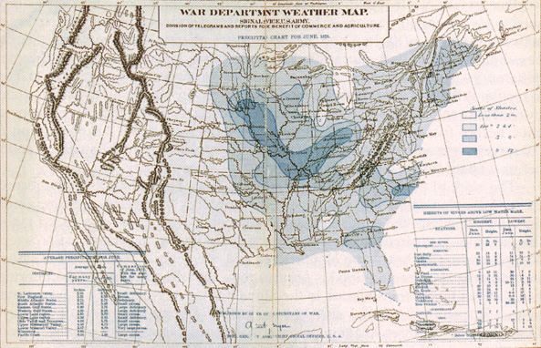 Getting The Message ThroughChapter - Map of us 1875