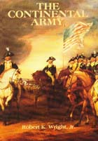 The Continental Army book cover