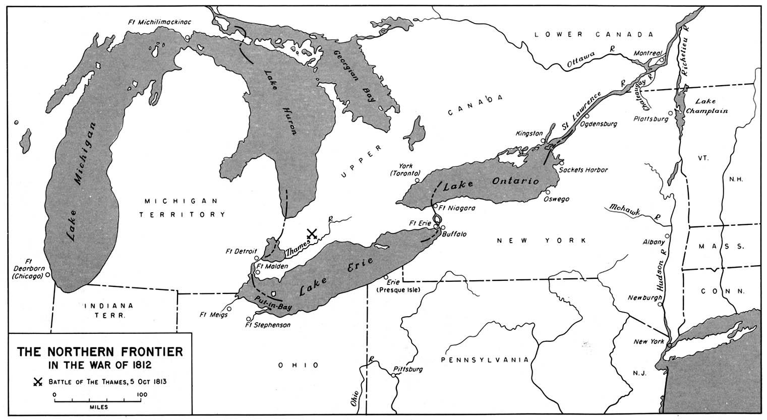 Map of Revolutionary War Battles War of 1812 Battles Map Blank
