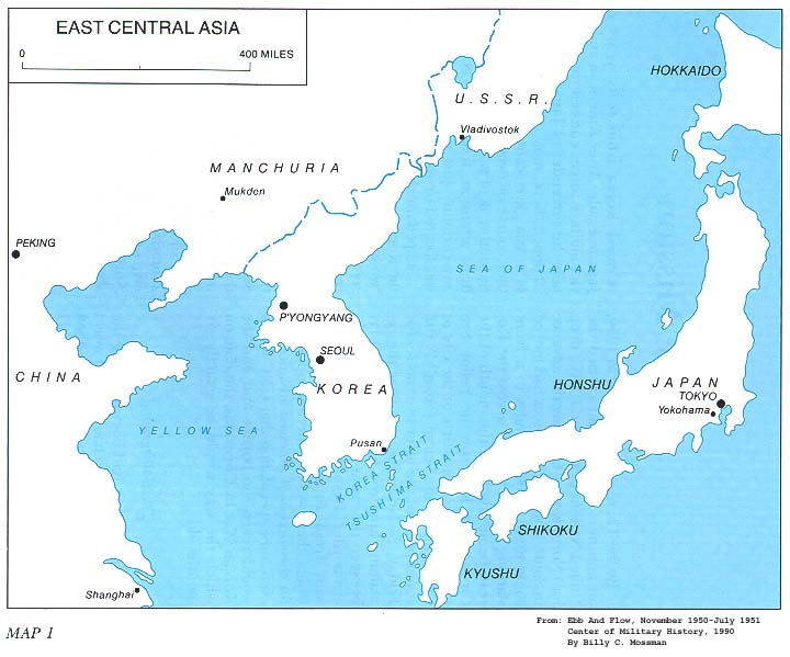 Korean war maps us army center of military history gumiabroncs