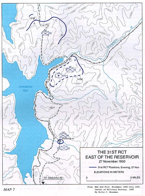 Chapter 5 The Battle Of The Changjin Reservoir