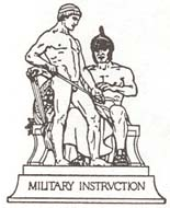 Logo: Military Instruction