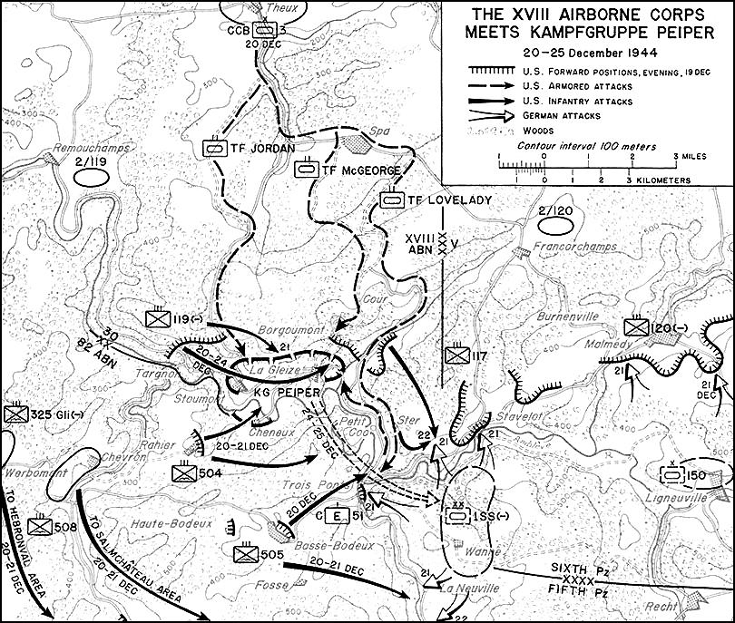Chapter 15 The Ardennes Battle Of The Bulge