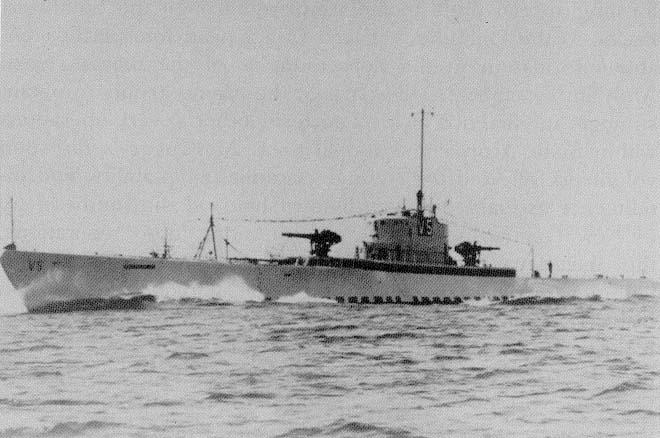 Us Submarines Of World War 2