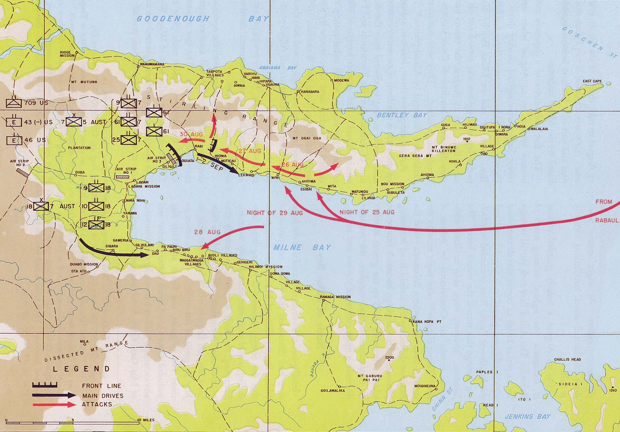battle of milne bay Milne bay - papua new guinea  milne bay battle was a relative small scale battle but it became a vital piece in history as the first defeat of the invincible.