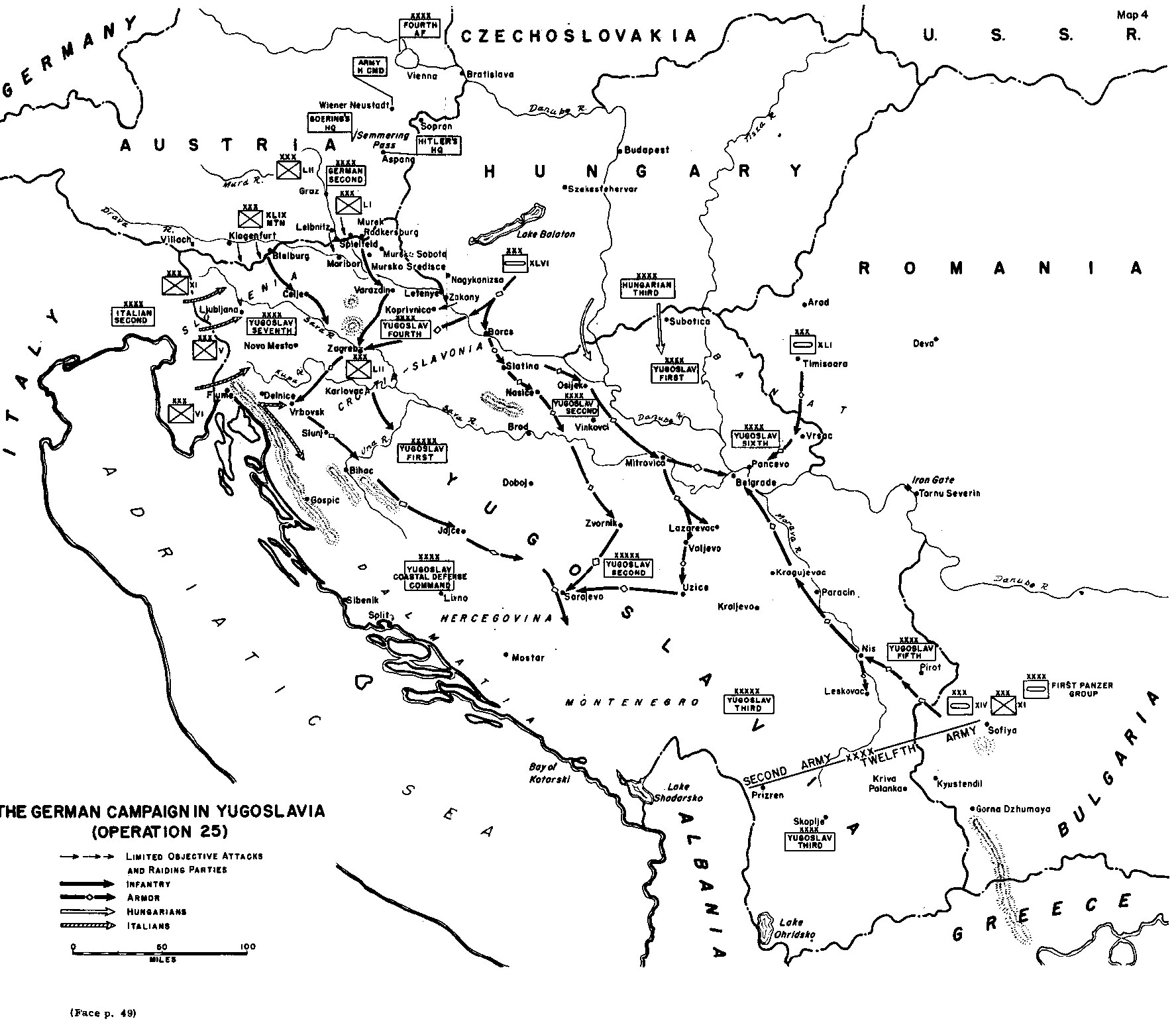 THE GERMAN CAMPAIGN IN THE BALKANS (SPRING 1941): PART II on