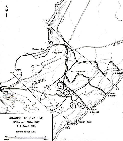 guam operations of the 77th division Guam Magazine 21