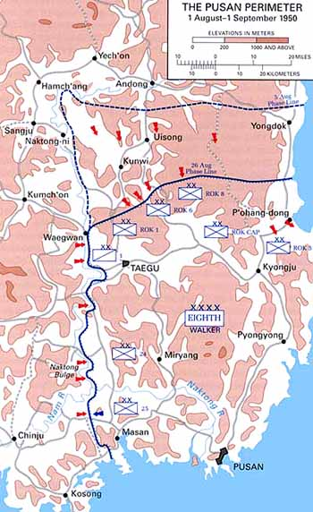 The FReeper Foxhole Remembers The Start Of The Korean War 625 - 38th Parallel Us Map