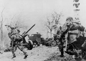 Image result for ww2 german soldiers in the ardennes forest