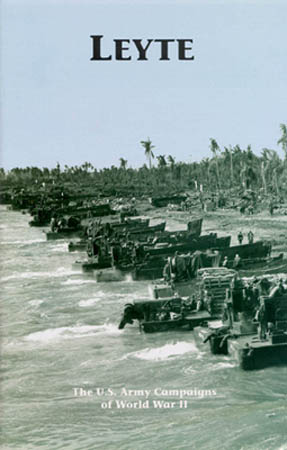 leyte the us army campaigns of world war ii