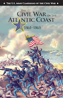 The Civil War on the Atlantic Coast, 1861�1865 book cover