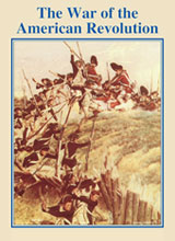 CMH Publication: The War of the American Revolution