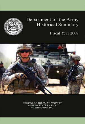 Department of the Army Historical Summary
