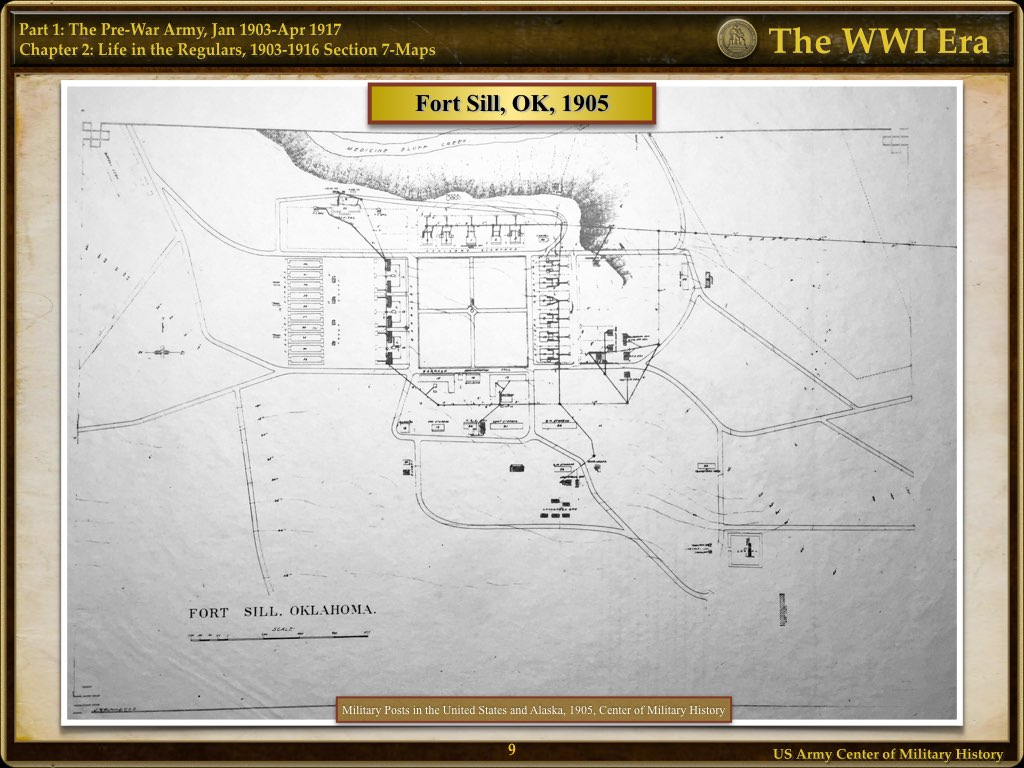 Maps and Overlays - The WWI Era - U.S. Army Center of ...