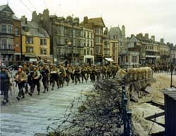 Photo, These American troops marching on 