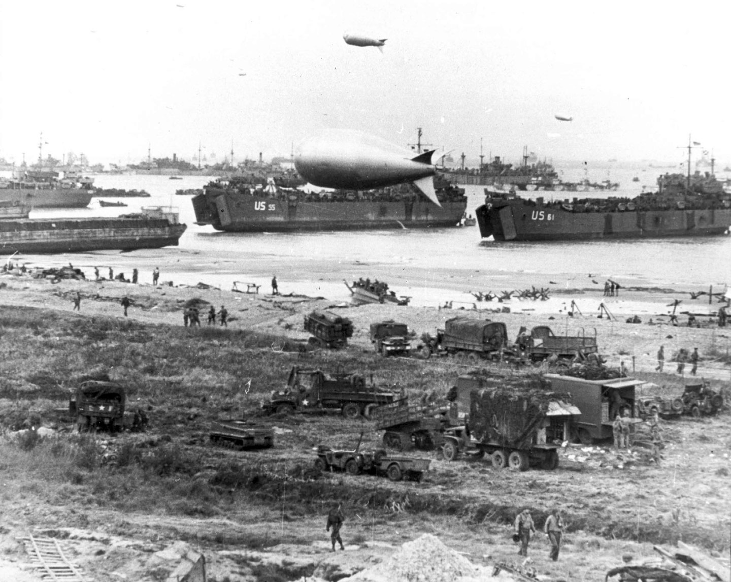 The Normandy Invasion: The Story in Pictures | Center of