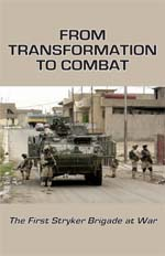 book cover of From Transformation to Combat