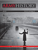 Army History, Issue 106, Winter 2018