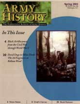 Army History Issue 58, Spring 2003