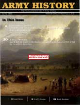 Army History Issue 61, Spring 2005