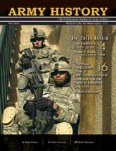 Army History Issue 65, Fall 2007