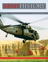 Army History, Issue 67, Spring 2008