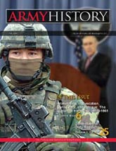 Army History, Issue 69, Fall 2008