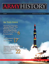 Army History, Issue 73, Winter 2009