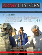 Army History, Issue 74, Winter 2009