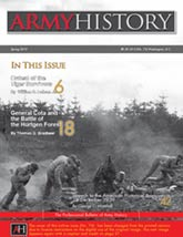 Army History, Issue 75, Spring 2010