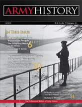 Army History, Issue 76, Fall 2010