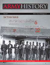 Army History, Issue 78, Winter 2011