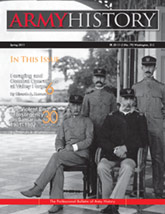 Army History, Issue 79, Spring 2011