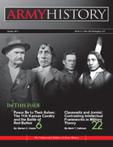 Army History, Issue 80, Summer 2011