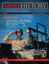 Army History, Issue 82, Winter 2012