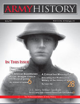 Army History, Issue 83, Spring 2012