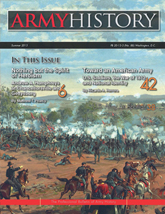 Army History, Issue 88, Summer 2013