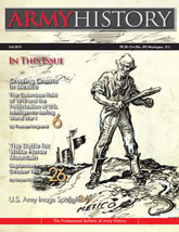 Army History, Issue 89, Fall 2013