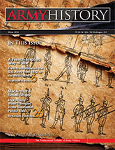 Army History, Issue 90, Winter 2014