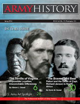 Army History, Issue 91, Spring 2014