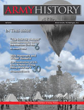 Army History, Issue 93, Fall 2014