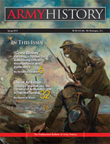 Army History, Issue 95, Spring 2015