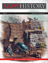 Army History, Issue 97, Summer 2015
