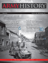 Army History, Issue 98, Winter 2016