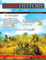 Army History, Issue 99, Spring 2016