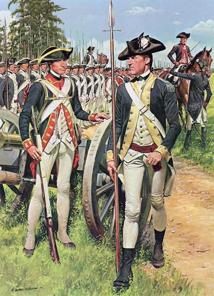 a history of revolution war Ten facts about washington and the revolutionary war  mount vernon had  the opportunity to speak with famed historical artist don troiani and his ongoing.