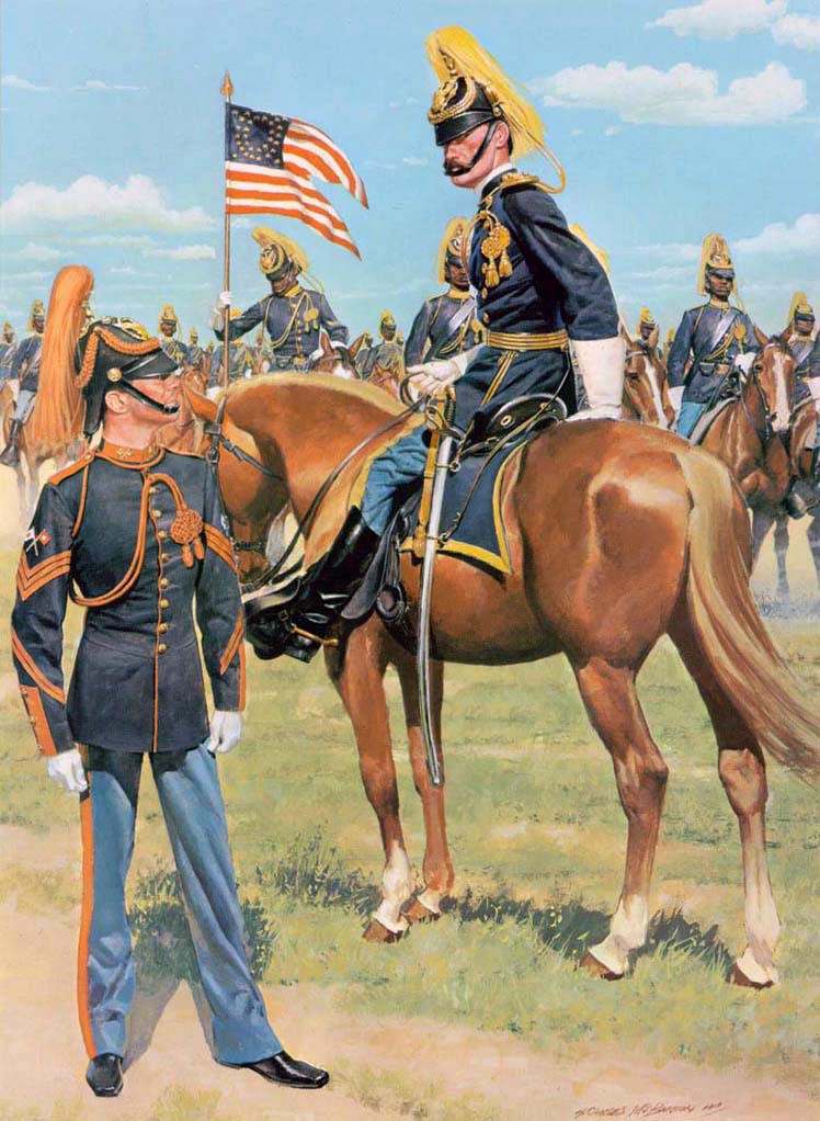 4a9ed5d68b9 Prints and Posters - The American Soldier  Set 2
