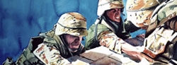 Desert Shield Online Gallery banner