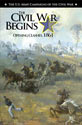 The Civil War Begins: Opening Clashes book cover